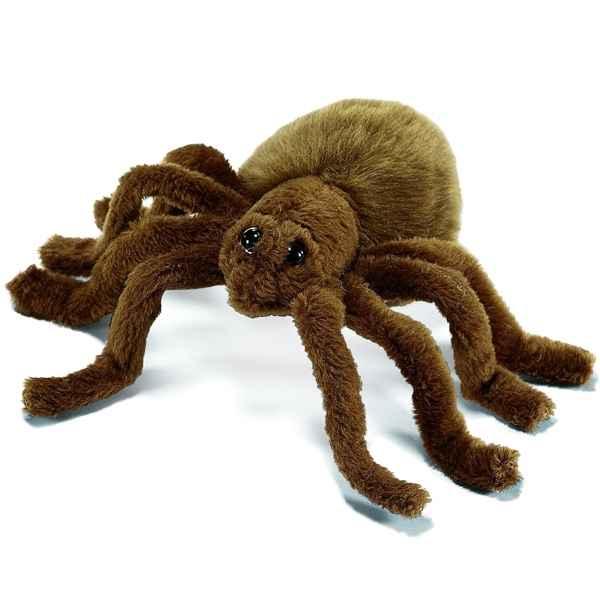 Qui connaît cette araignée. Attention ! Âmes sensibles s'abstenir ;-) Anima-Peluche-araignee-brune-4729