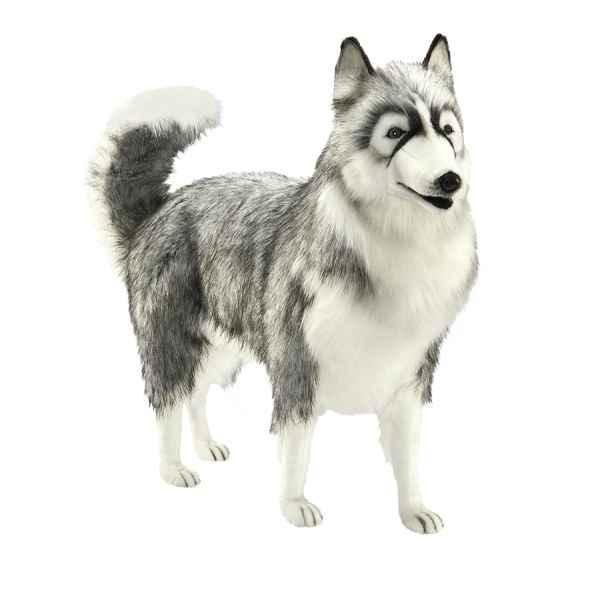 peluche geante loup