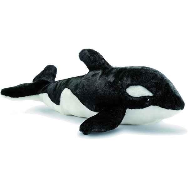 peluche geante orque