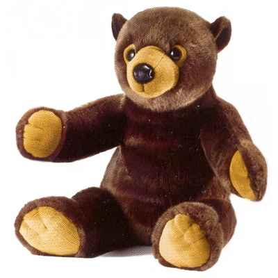 Peluche Ourson Choco - Animaux 1826