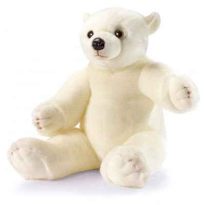 Peluche Ourson Flocon - Animaux 1812