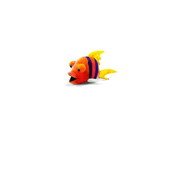 Anima - Peluche poisson 26 cm -2973