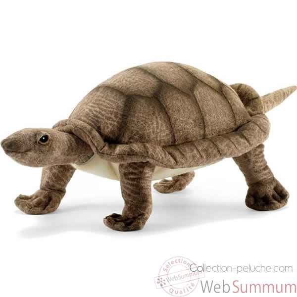 Peluche Tortue - Tête ajustable - Animaux 4206