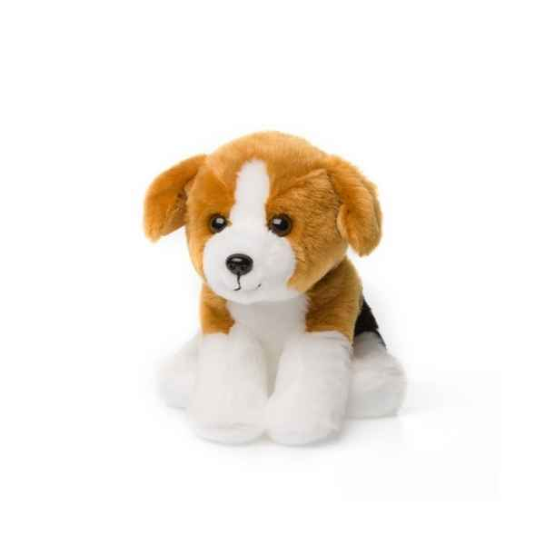 Peluche anna club plush Beagle assis - 15 cm -28300001