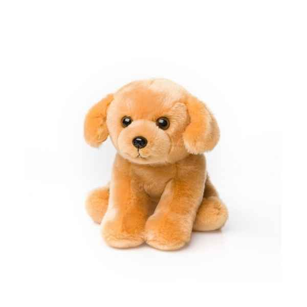 Peluche anna club plush Labrador assis - 15 cm -28300004