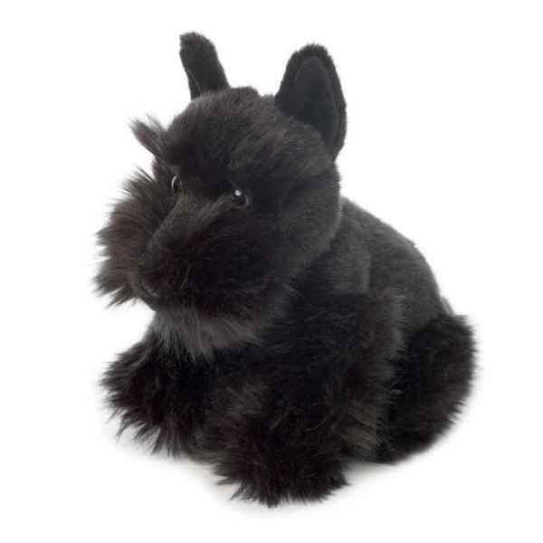 Peluche Scottish terrier assis 19 cm ACP -23177051