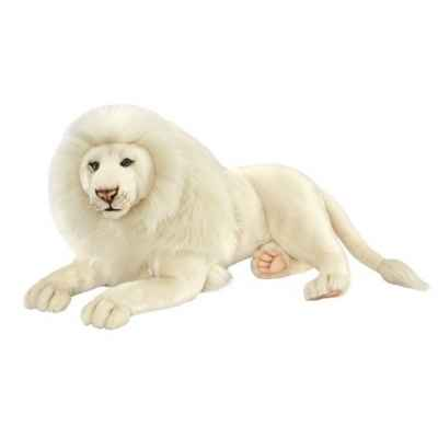 Lion blanc couche 65cml Anima -6364