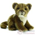 Video Anima - Peluche bebe lionne assis 18 cm -3422
