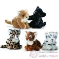 Video Anima - Peluche bebe tigre brun 22 cm -3886