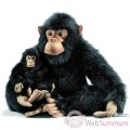Video Anima - Peluche chimpanze bebe 25 cm -2306