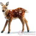 Video Anima - Peluche faon a 4 pattes 36 cm -5017