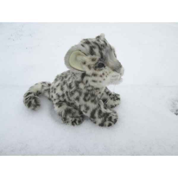 Leopard des neiges assis Anima -6356