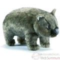 Video Peluche Wombat gris - Animaux 3248