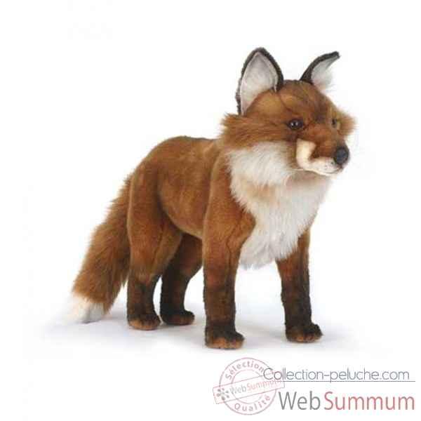 peluche geante renard