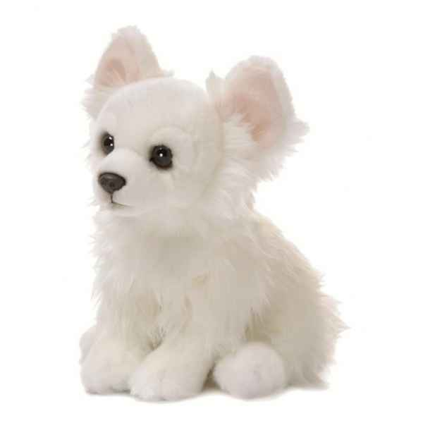Acp chien papillon 28 cm Anna Club Lifelike -23 177 018