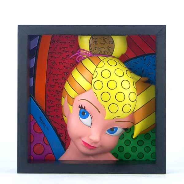 Disney Britto Romero Fee clochette pop art block -4033868