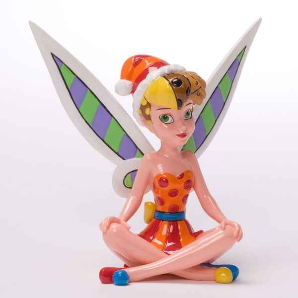 Fee clochette mini figurine noel britto romero disney Britto Romero -4027900