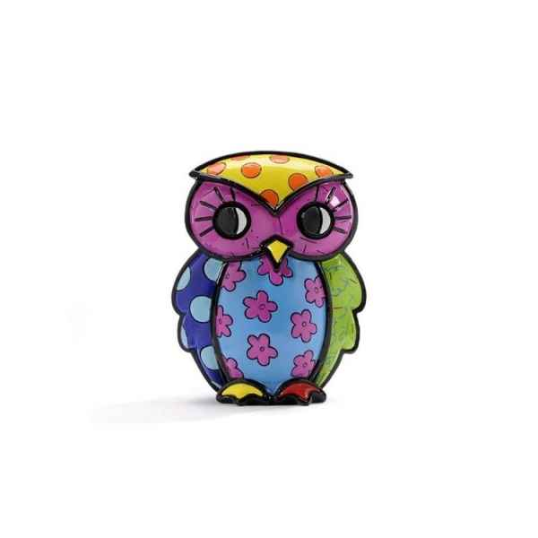 Fig.owl pink head Britto Romero -B333366