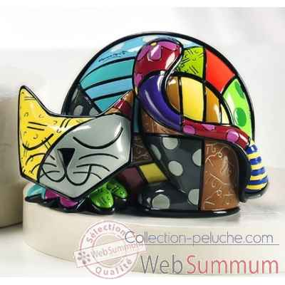 Figurine chat tim edition limitee Britto Romero -339023
