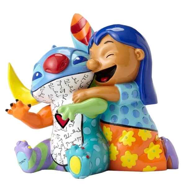 Figurine disney by britto lilo and stitch Britto Romero -4055232