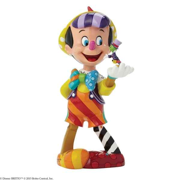 Figurine disney by britto pinocchio 75th anniversary Britto Romero -4046354