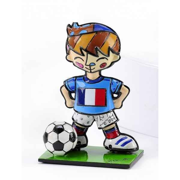 Football coupe du monde france Britto Romero -B333125