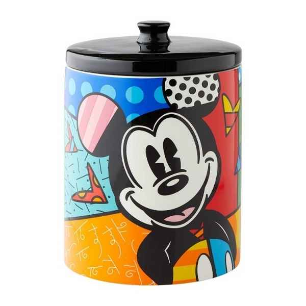 boite a gateaux cookies Mickey (large) disney britto collection -6004975