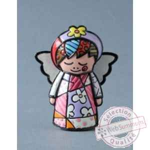Mini figurine ange Britto Romero -B331388