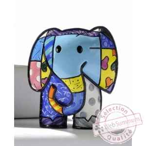 Mini figurine elephant lucky Britto Romero -331381