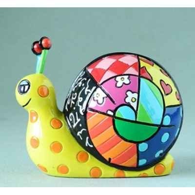 Mini figurine escargot britto romero -b334450