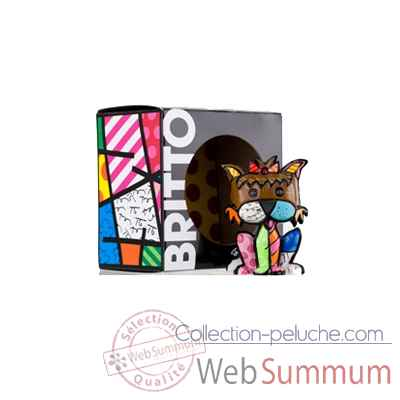 Mini figurine lion precious Britto Romero -331385