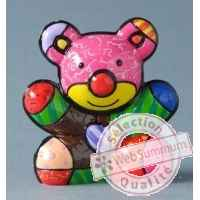 Mini figurine ours bear Britto Romero -B331841