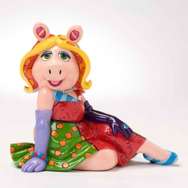Miss piggy figurine britto romero disney Britto Romero -4027898