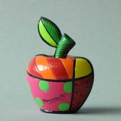 Statuette apple Britto Romero -B334126