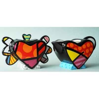 Sucre et lait flying hearts Britto Romero -B334152