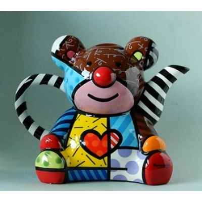 Theiere bear Britto Romero -B334411