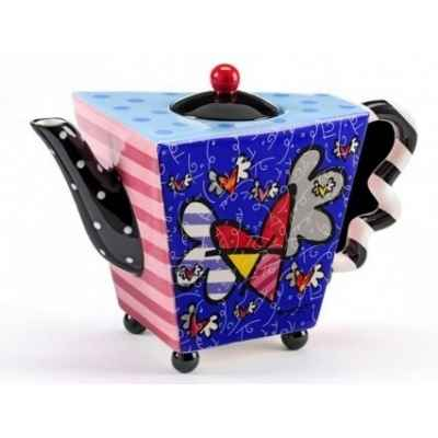 Theiere flying heart Britto Romero -B333218