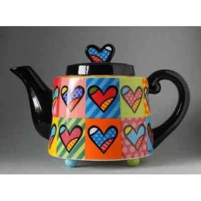 Theiere hearts Britto Romero -B333305