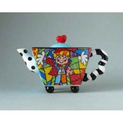 Theiere mini hug Britto Romero -B333308