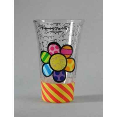 Verre shot - flower Britto Romero -B331652
