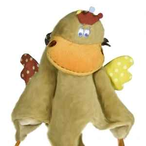 Doudou dunk marron dushi 82030
