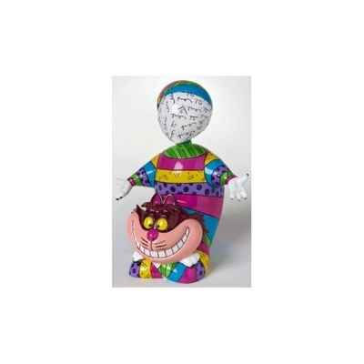 Figurine Chat Cheshire cat Britto Romero -4023843