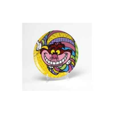 Assiette Chat Cheshire cat n Britto Romero -4024504