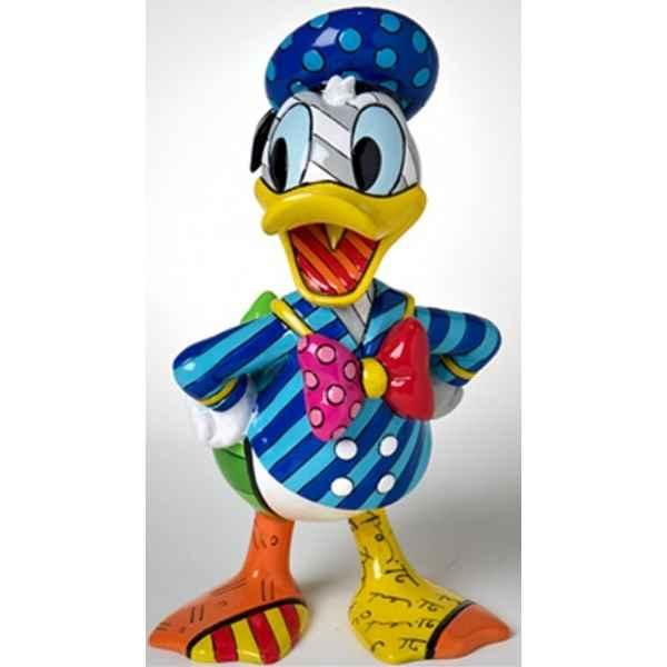 Figurine Donald duck Britto Romero -4023844
