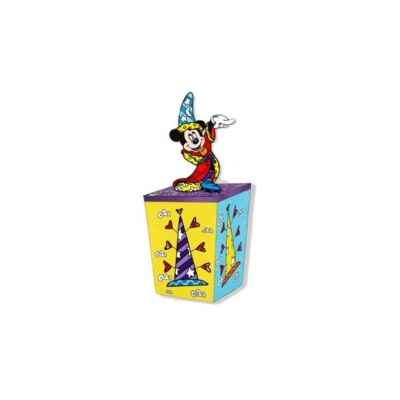 Fantasia mickey lidded box Britto Romero -4019378