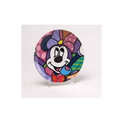 Assiette Minnie mouse n Britto Romero -4024501