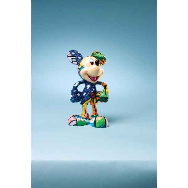 Figurine Summer mickey Britto Romero -4020811