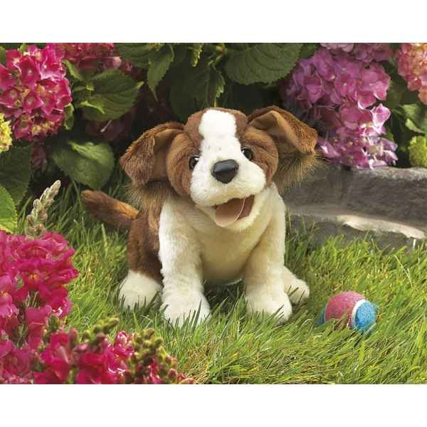 Chien Lucky Folkmanis -2980