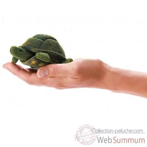 Recherche infos pour tortue d'une copine qu'y ne s'y connaît pas!!!! Folkmanis-marionnette-mini-tortoise-2692
