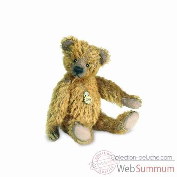 Peluche Ours Antique Hermann Teddy original miniature 10cm 16233 9